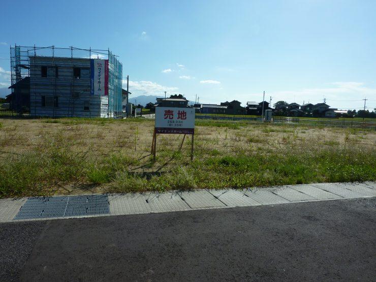 砺波市中神 土地 - リアールプランニング株式会社
