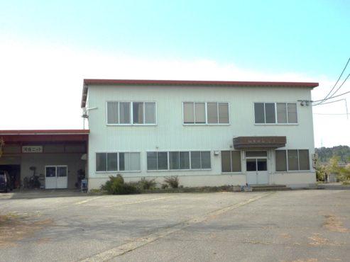 南砺市遊部 貸作業所・倉庫・事務所サムネイル
