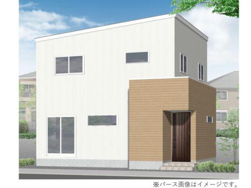 小矢部市綾子 新築住宅A棟サムネイル