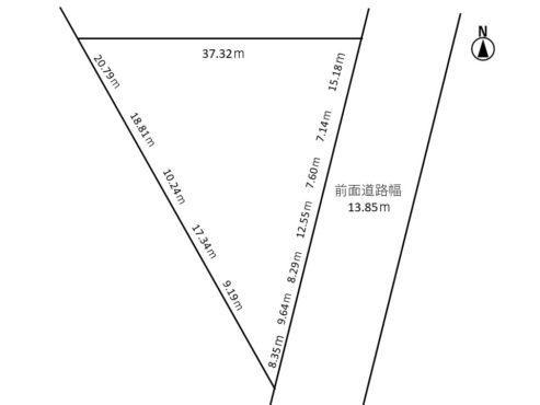砺波市秋元 売地サムネイル