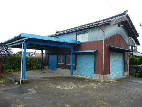 砺波市中野 中古住宅サムネイル