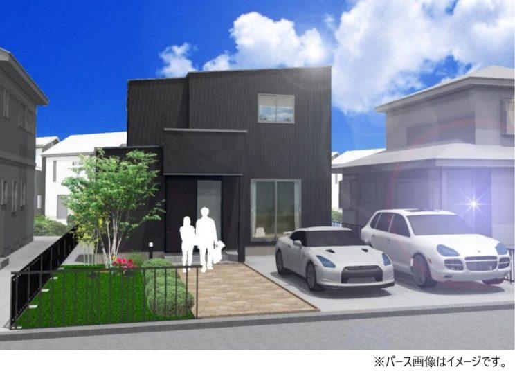 下伏間江分譲地④号地 新築建売住宅