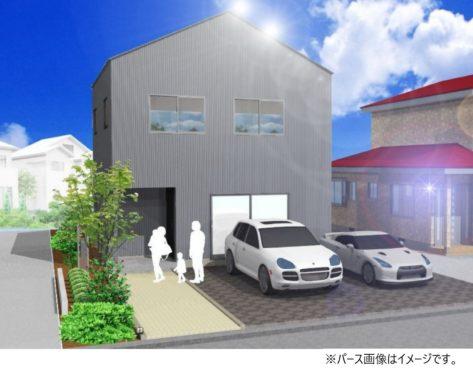 下伏間江分譲地⑤号地 新築建売住宅サムネイル
