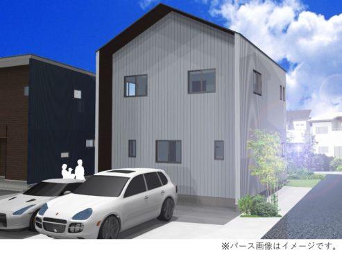 小矢部市綾子 新築建売住宅C棟サムネイル