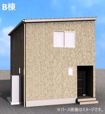 砺波市中神 新築戸建賃貸B棟サムネイル