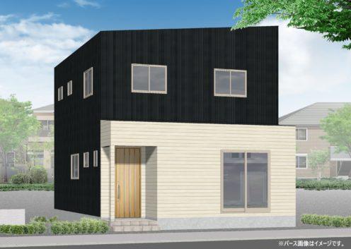 砺波市東石丸 新築建売住宅B棟サムネイル